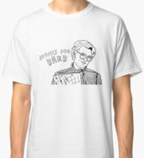 JUSTICE FOR BARB (minimal) Classic T-Shirt