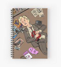 Shot Spiral Notebook