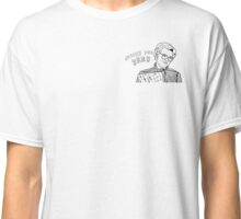JUSTICE FOR BARB (corner) Classic T-Shirt