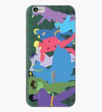 A Bizarre Adventure iPhone Case