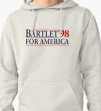 Bartlet For America Pullover Hoodie