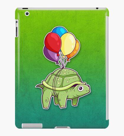 Turtle - Balloon Fun iPad Case/Skin