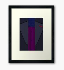I'm A Consulting Detective Framed Print