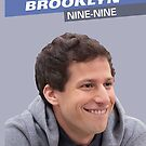 Brooklyn Nine-Nine: Jake Peralta by thatmattattack