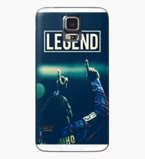 Funda/vinilo para Samsung Galaxy Ronaldinho [Leyenda]