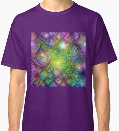 Alien skin #DeepDream Classic T-Shirt