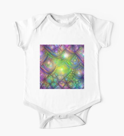 Alien skin #DeepDream Kids Clothes
