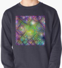 Alien skin #DeepDream Pullover Sweatshirt