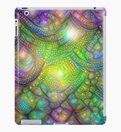 Alien skin #DeepDream iPad Case/Skin