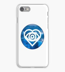 Future Hearts | Tidal Waves iPhone Case/Skin