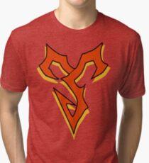 Jecht Logo Tri-blend T-Shirt