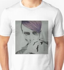 Mitch Grassi Bats Tattoo Unisex T-Shirt