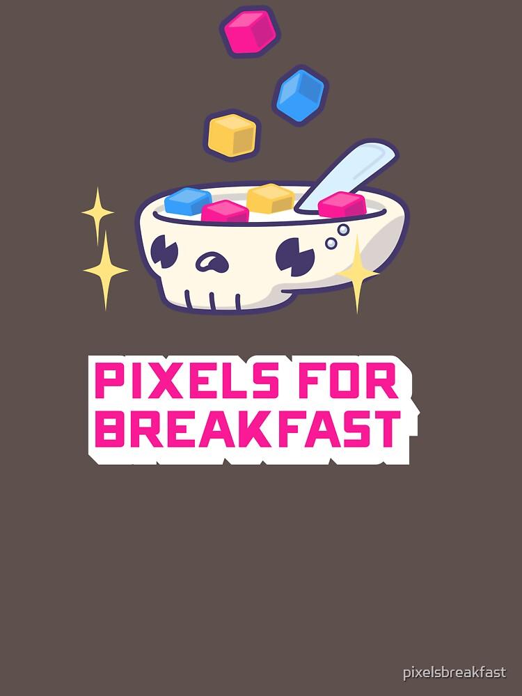 Pixels For Breakfast by pixelsbreakfast