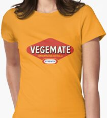 Vegemate T-shirt Womens Fitted T-Shirt
