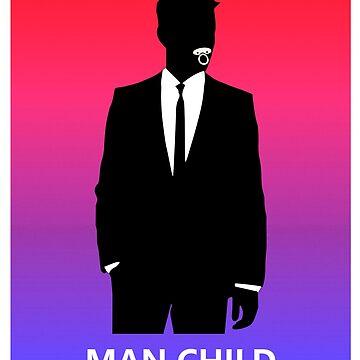 MAN CHILD by Engineroommedia