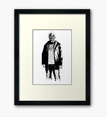 Thumper Framed Print