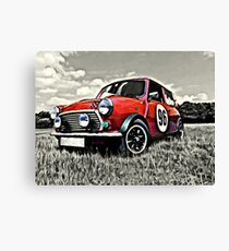 96 Mini Canvas Print