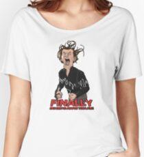 Ernie McCracken Women's Relaxed Fit T-Shirt