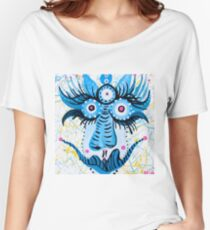 Royal Perception  Women's Relaxed Fit T-Shirt
