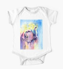 Baby Short Sleeve Baby One-Piece