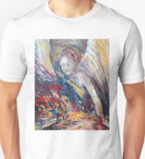 The time of weeping angels Unisex T-Shirt