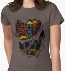 Imperial Fists Armor Women's Fitted T-Shirt