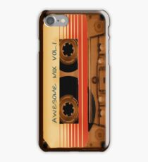 Awesome Mix Volume 1 iPhone Case/Skin