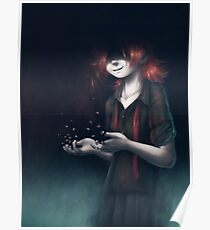 Dissolved Girl Poster