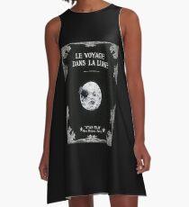 Trip to the Moon A-Line Dress