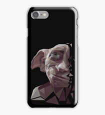 Dobby is a free elf iPhone Case/Skin