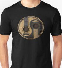Acoustic Guitars Yin Yang T-Shirt