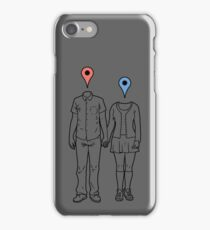 From here to there  iPhone Case/Skin