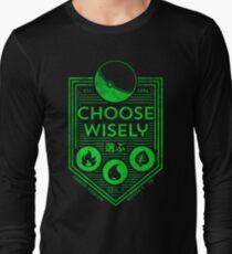 Original Trainer (Leaf Green) Long Sleeve T-Shirt