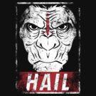 Hail Caesar by TeeKetch