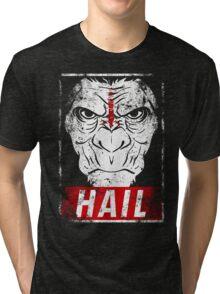 Hail Caesar Tri-blend T-Shirt