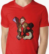 Ys Men's V-Neck T-Shirt