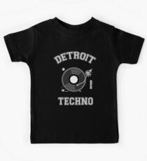 Detroit Techno Kids Tee