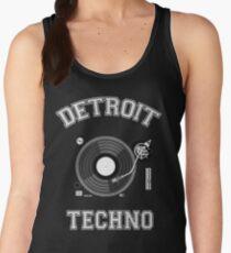 Detroit Techno Women's Tank Top