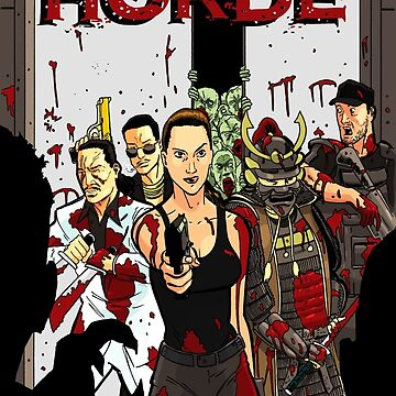The Horde by MattKyme