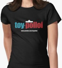 Classic Toy Polloi Logo Women's Fitted T-Shirt