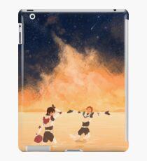 Orange Sea - Klance iPad Case/Skin