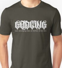 GODLING Slim Fit T-Shirt