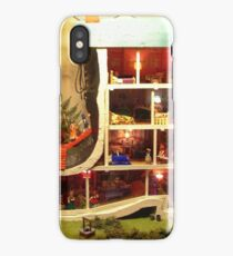 There was an Old Woman Who Lived in a Shoe iPhone Case
