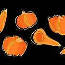Pumpkins by JJJDesign