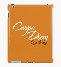 Dead Poets Society - Carpe Diem - Seize The Day iPad-Hülle & Klebefolie