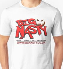 Official Big Nasty Ltd. T-shirt T-Shirt