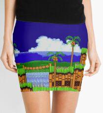 Happy Times on Green Hill Mini Skirt