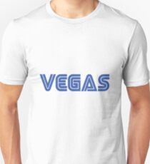 Vegaaaaaaaas. To be this good takes ages. Unisex T-Shirt