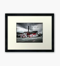 The Kipper Works Framed Print