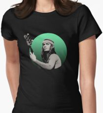 Jaco Pastorius Women's Fitted T-Shirt